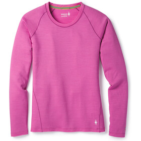 Smartwool Merino 150 Baselayer Pattern Long Sleeve Women Meadow Mauve